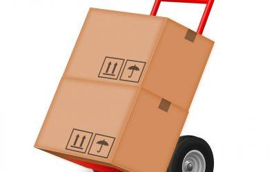 Les équipements utilisé par les déménageurs professionnels